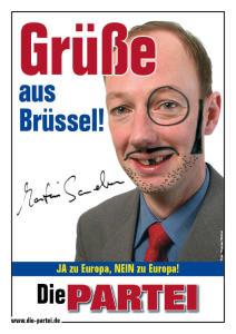 Grüße aus Brüssel